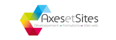 logo Axes et Sites