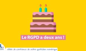 RGPD, 2 ans !