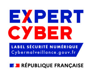 Label EXPERT CYBER