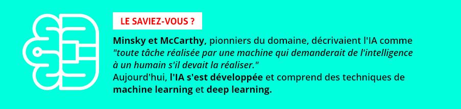 les pionniers de l'IA